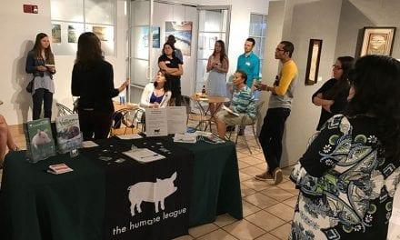 The Humane League Art Reception + Campaign Party