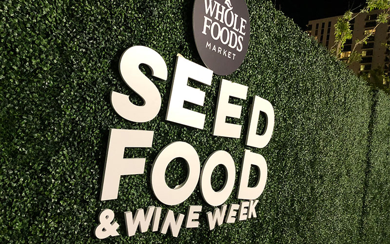 Seed Food and Wine Week 2017 Coverage