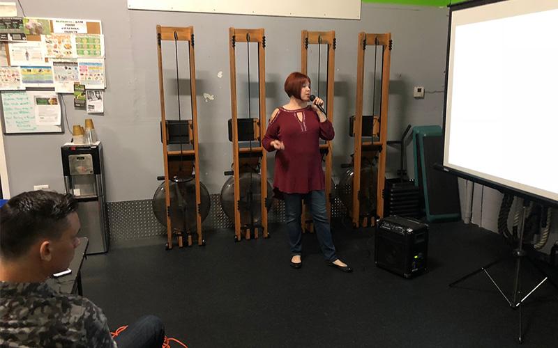 SuperFit Gym and CFEI Present: Vegan Kickstart 101