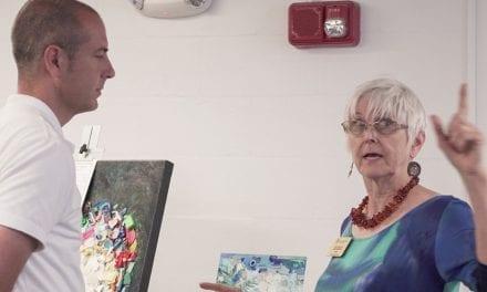 SoFlo Vegans Unite and Discuss Environmental Stewardship at Artserve