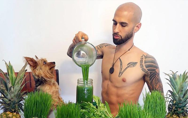 Jonny Juicer – SoFlo Vegans Podcast