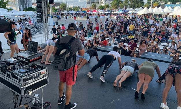 Vegan Block Party in Miami Lights Up the Stage