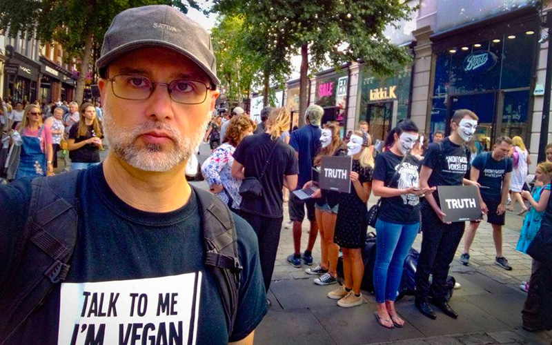 Ethical Veganism Protected By Landmark Trial in the UK