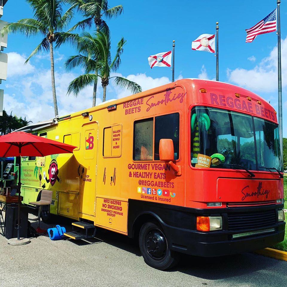 Reggae Beets Gourmet Food Truck