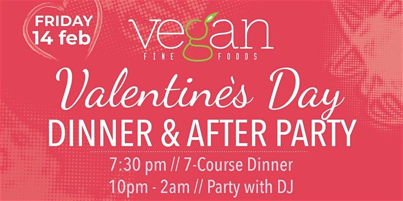 Vegan Valentine's Dinner