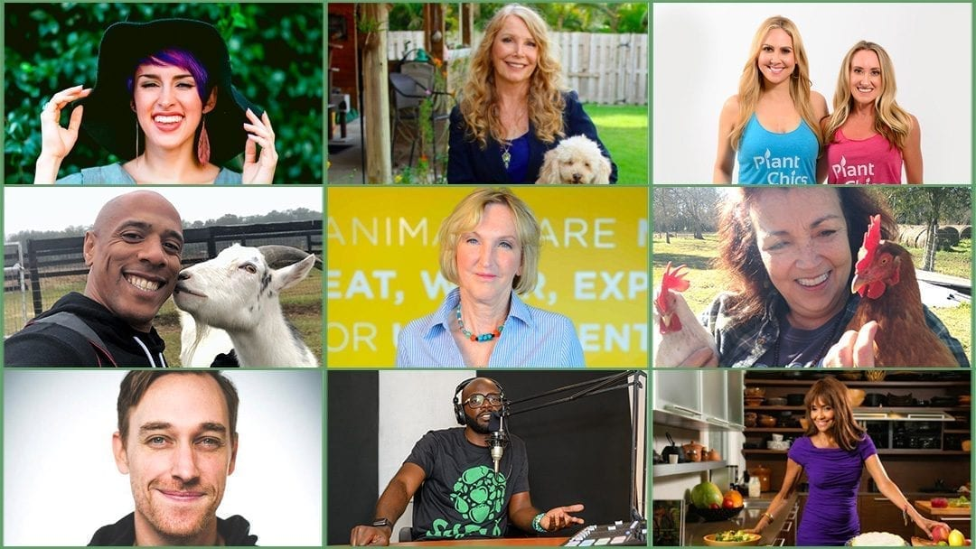 SoFlo Vegans Virtual EXPO Goes Nationwide on Friday, April 24, 2020.
