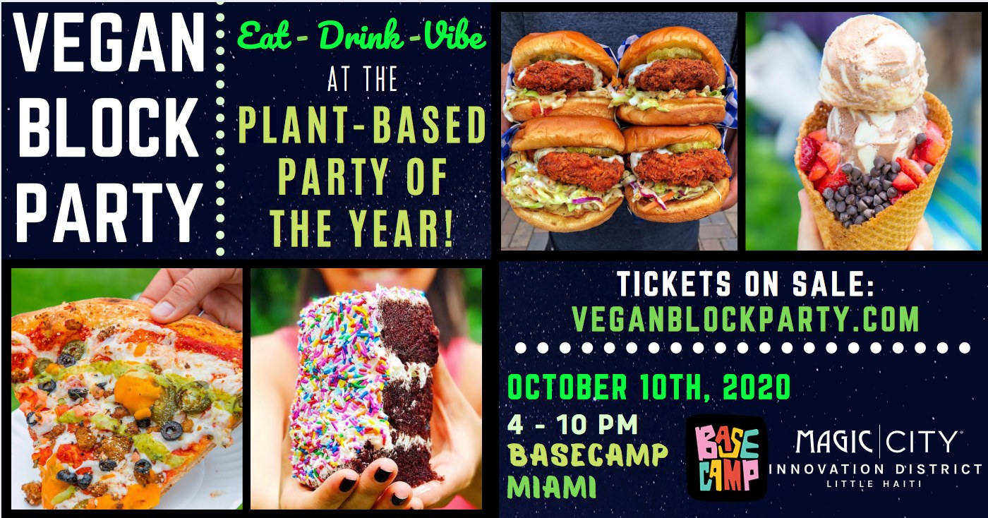 Vegan Block Party 2020