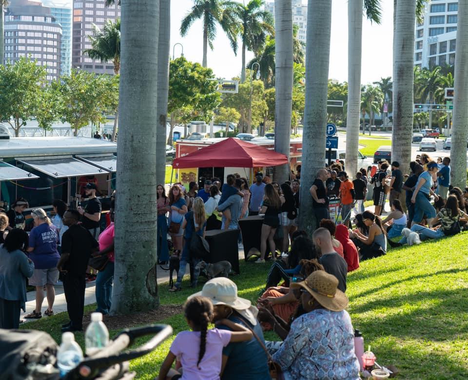Palm Beach VegFest October 25, 2020 Meyer Park Amphitheater