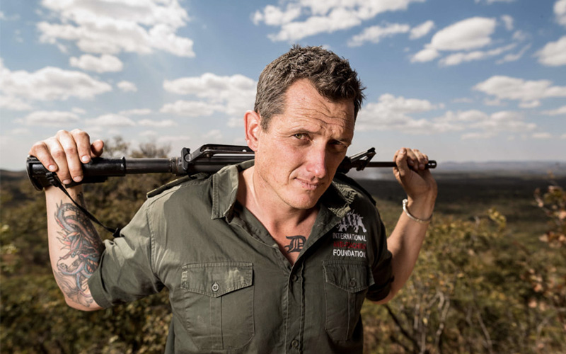 Damien Mander: A Vegan Snipers Journey from Australia to Zimbabwe
