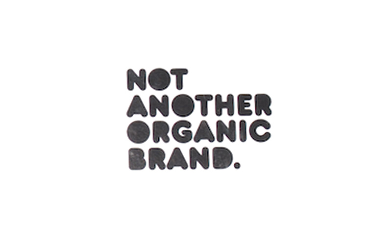 Not Another Organic Brand