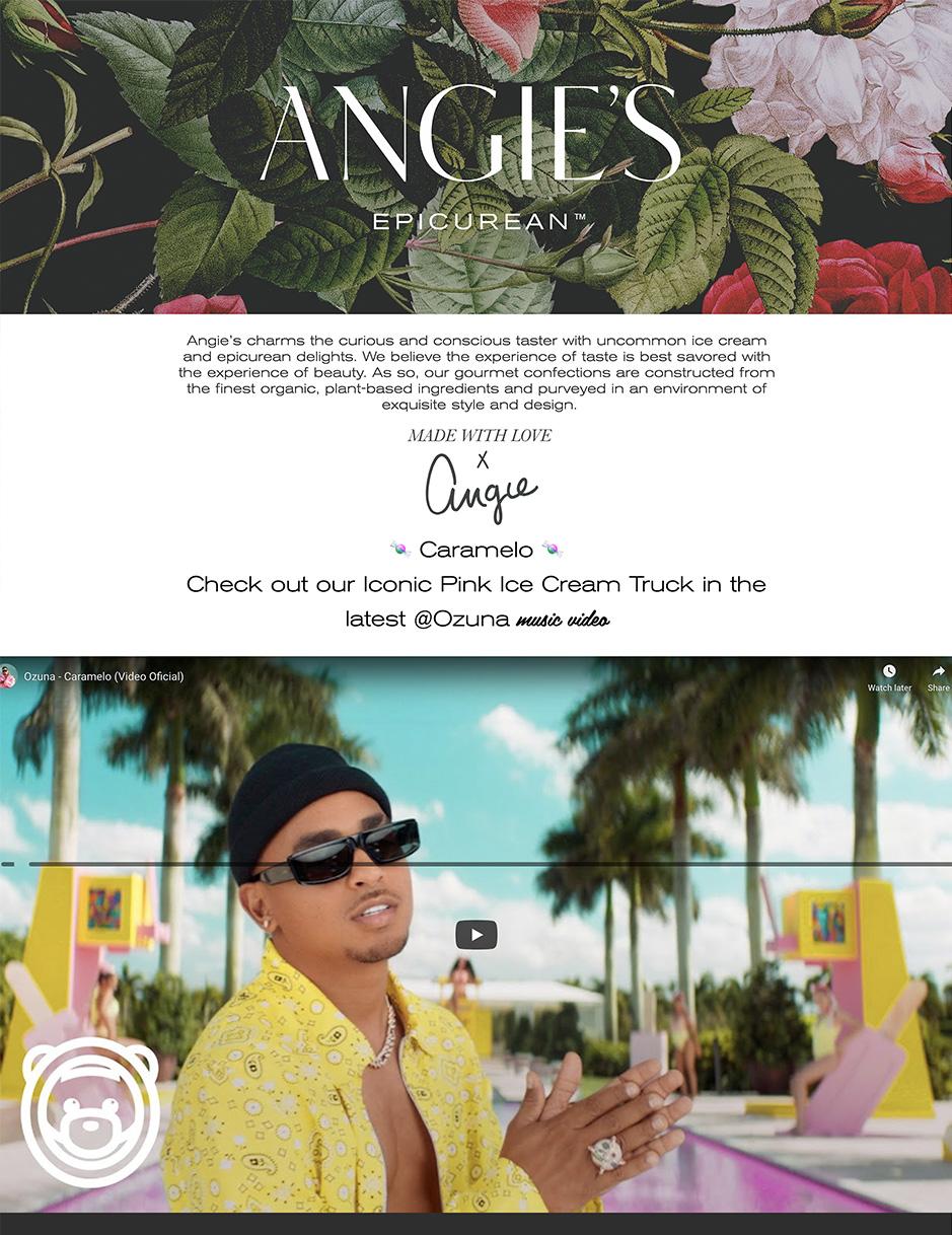 Angie's Epicurean