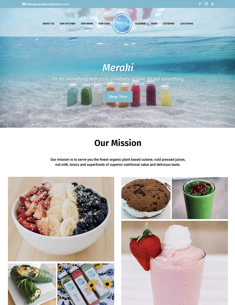 Meraki Juice Kitchen